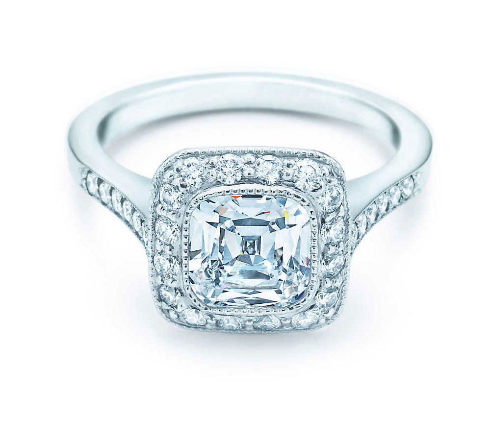 Downton Abbey And Tiffany S Legacy Engagement Ring