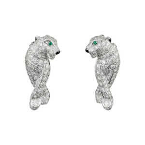 Panther-earrings